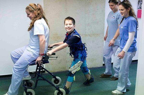 Церебральный паралич у взрослых